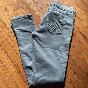 Gray Joe's Skinny Jeans